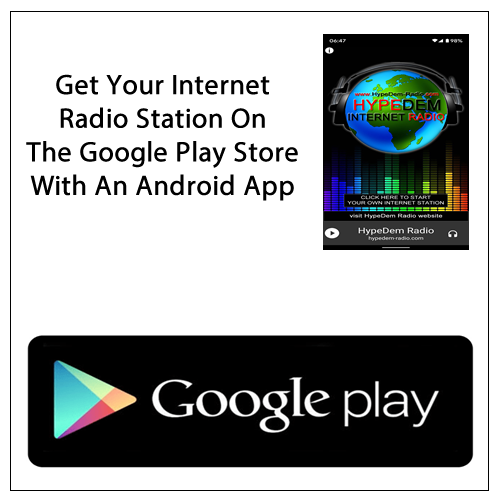 Get Your Internet Radio On The Google Play Store